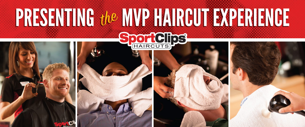 The Sport Clips Haircuts of Shoppes of Lake Mary  MVP Haircut Experience